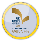 Winner UK Broker Awards Investors in People 2013