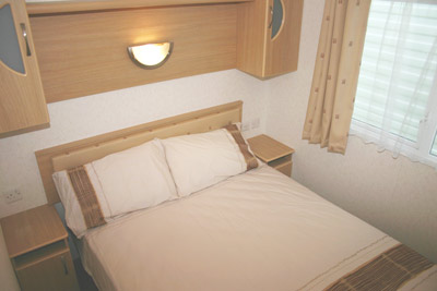 Double bedroom in the Carnaby Melrose