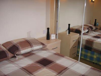 Leighton Lodges Eden Bedroom