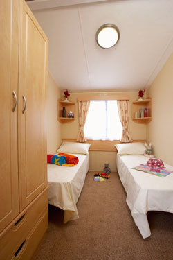 small bedroom for two the willerby two bedroom home leisuredays news 17150