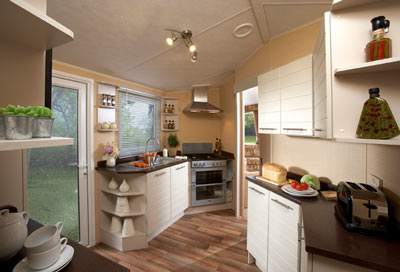 The willerby signature holiday home leisuredays news for Kitchen designs for odd shaped rooms