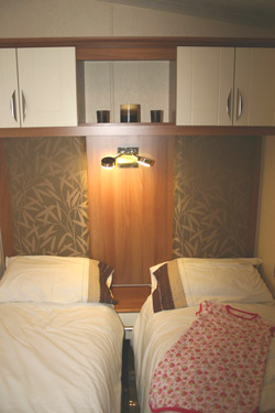 ABI St David Twin Bedroom