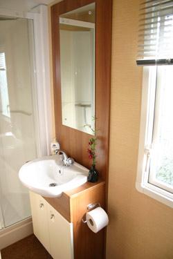 Willerby Salisbury Select Bathroom