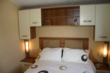 Willerby Salisbury Select Double Bed