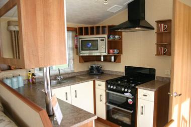 Willerby Salisbury Select Kitchen