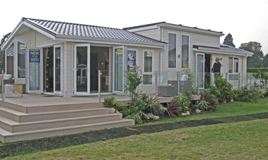 Willerby Ridgewood caravan holiday home