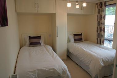 Tingdene Escape second bedroom