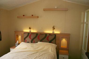 BK Bluebird Seville Double Bedroom