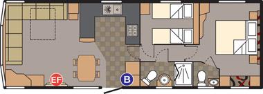 BK Bluebird Seville Floorplan