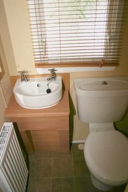 BK Bluebird Seville Toilet