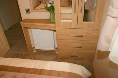 ABI Ambleside Static Caravan Master Dresser