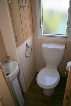 ABI Ambleside Static Caravan Toilet