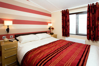 Victory Versailles Lodge Master Bedroom
