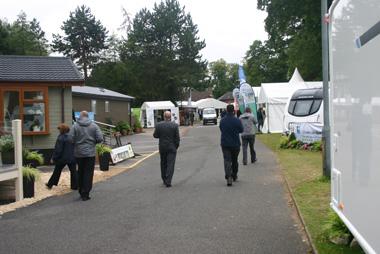 Lawns Show 2011 Visitors 1