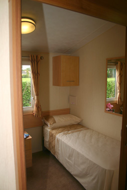 Willerby Rio Disabled Second Bedroom