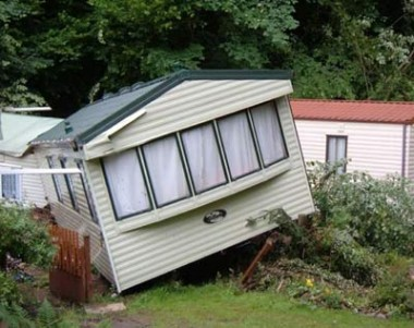 Beautiful Damage To Your Caravan Awning In High Winds May 27th 2016 In Caravan