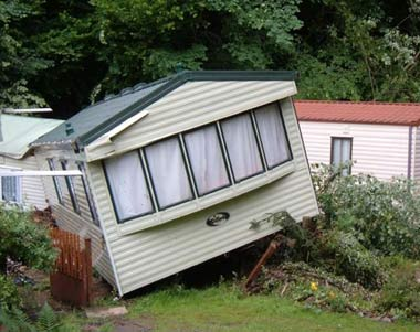 Leisuredays Report Static Caravan Storm Claims Up 300 In