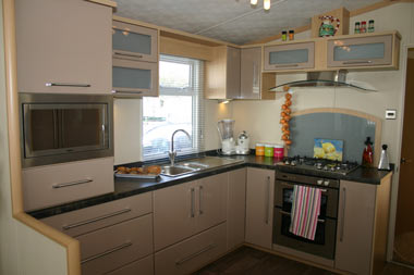 Carnaby serenade kitchen