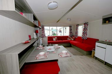 2013 Swift Soleil 35ft x 12ft 2 bedroom static caravan review - Leisuredays News