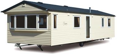 Europa Tupelo static caravan