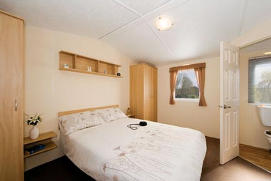 Tupelo master bedroom