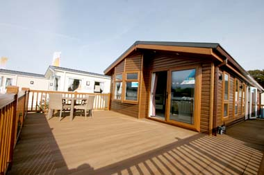 Willerby Key West Holiday Lodge Exterior