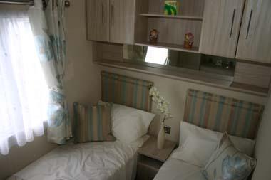 Carnaby Aspire Static Caravan Second Bedroom