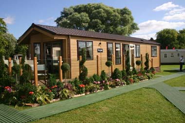 ABI The Lodge 2-bed review exterior