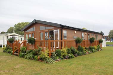 2014 pemberton glendale 3 bed holiday lodge review for Pemberton cabins