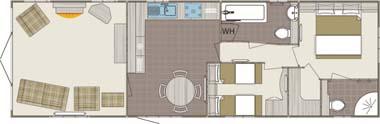 Carnaby Willow Floorplan