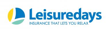 Leisuredays Master Logo - for white backgrounds