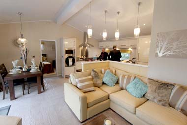 Prestige Bowmoor Living area