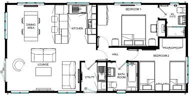 Wessex Classic Floor Plan