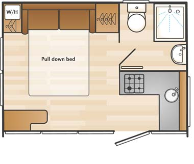 S-Pod Floorplan