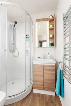 S-POD 2-berth washroom