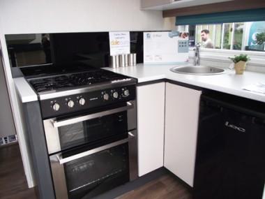 S-POD kitchen area