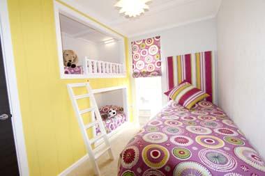 Tingdene Valetta Single bedroom