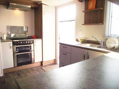 Swift Biarritz - Kitchen