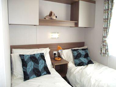 Swift Biarritz - Twin Bedroom