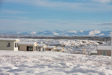 How to protect a holiday caravan in winter