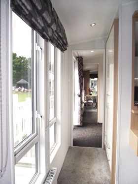 Willerby Linear - Access Corridor