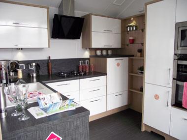 Willerby Linear - Kitchen