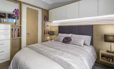 Willerby Linear - Master Bedroom