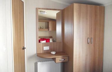 Swift Loire - Vanity Unit in Main Bedroom