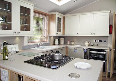 Willerby Vogue - Kitchen