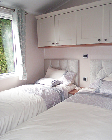 Willerby Vogue - Twin Beds