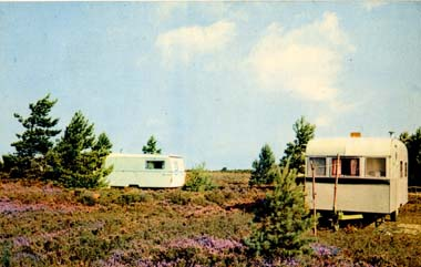 Holiday caravan park maintenance: A story of evolution