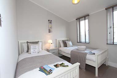 Casa Di Lusso - Twin Bedroom