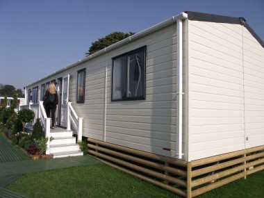 2015 ABI Westwood holiday caravan review