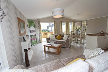 Omar Westfield 40 x 20 two-bed holiday lodge review